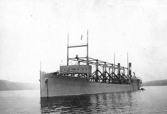 O USS Cyclops