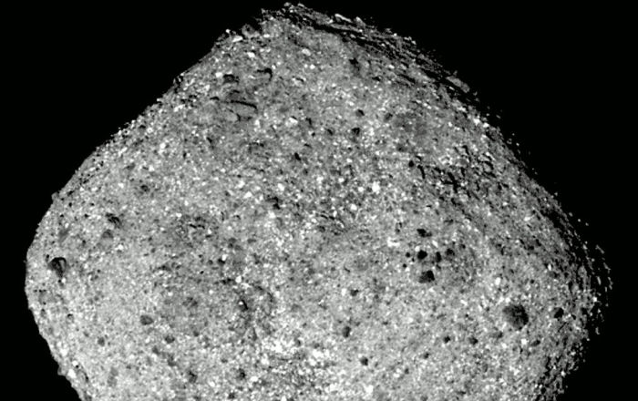 nasa probe comes into orbit around the asteroid bennu and sets a new