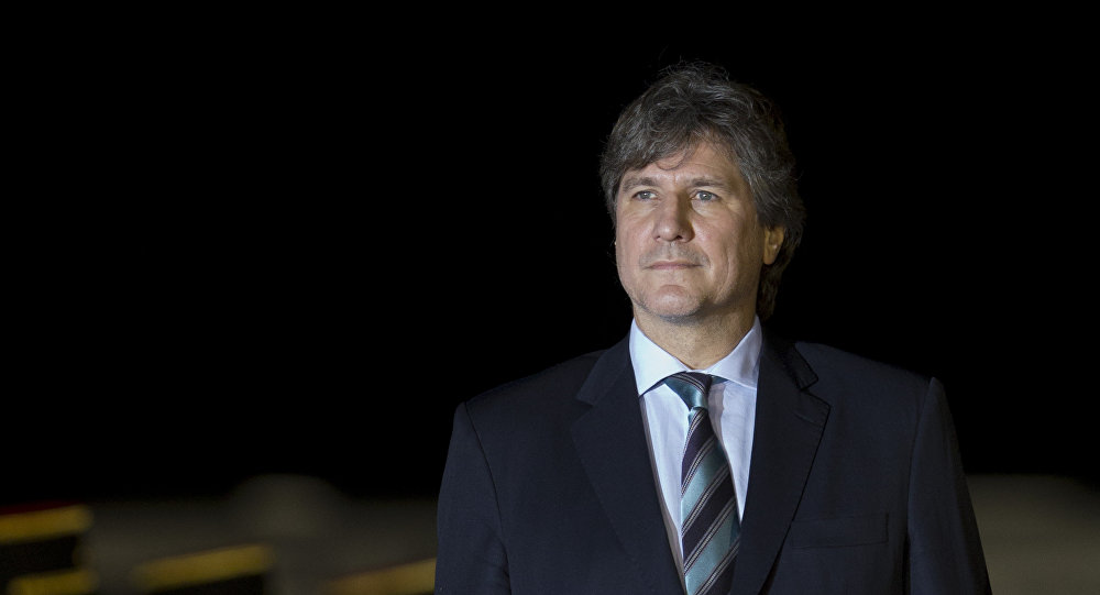 Amado Boudou, ex-vice-presidente da Argentina