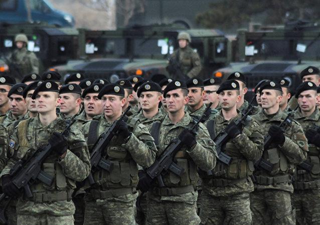 Forças de Segurança de Kosovo