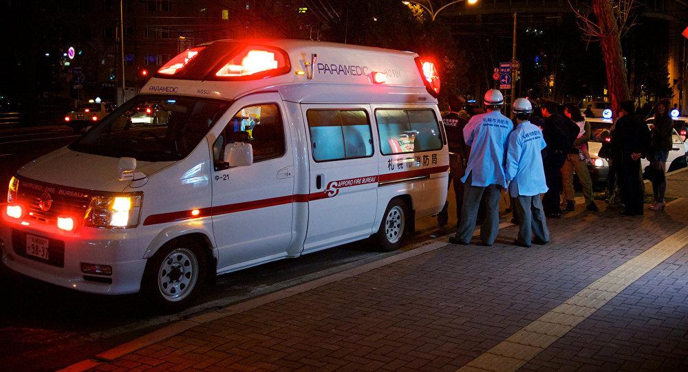 Ambulance. Japan