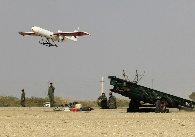 Drone iraniano