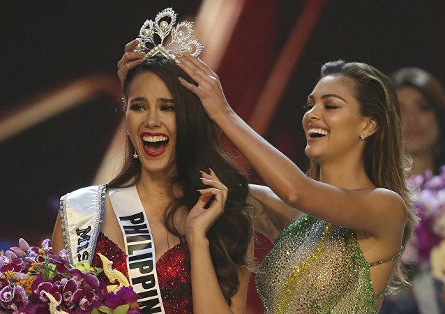 Catriona Gray, Miss Universo 2018.