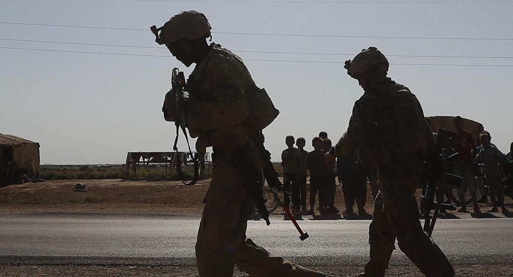 Militares dos EUA na Síria
