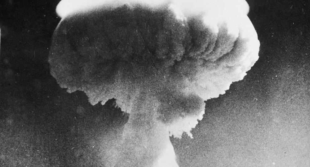 Bomba nuclear britânica