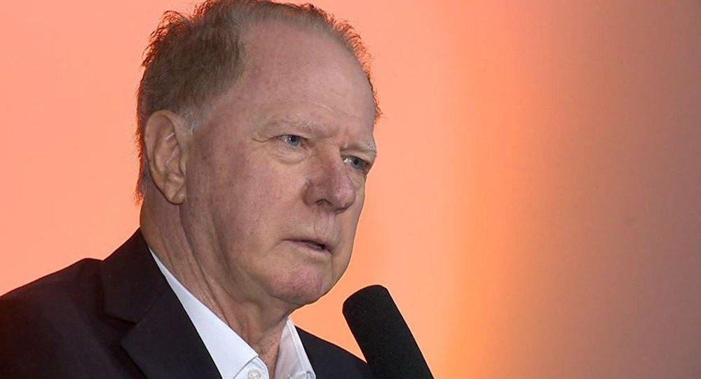 Ex-governador do Espírito Santo, Gerson Camata.