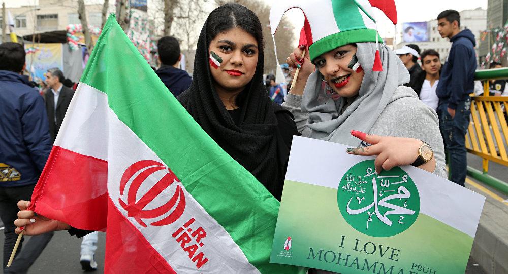 Irã celebra aniversário da Revolução