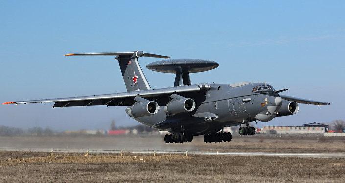 Avião Beriev A-50U