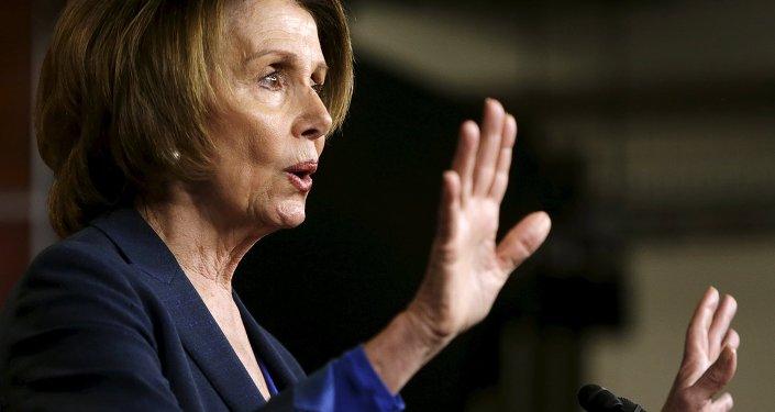 Nancy Pelosi (foto de arquivo)