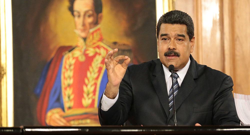 Maduro amedrontado convida Trump para diálogo 'sincero e direto'