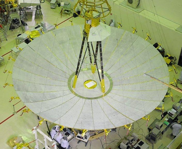 Radiotelescópio russo Spektr-R