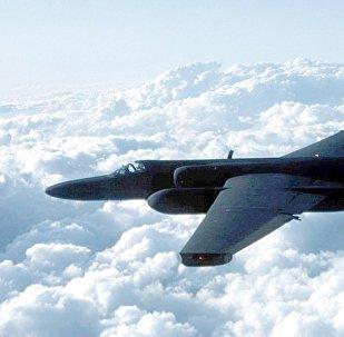 Avião de reconhecimento Lockheed U-2