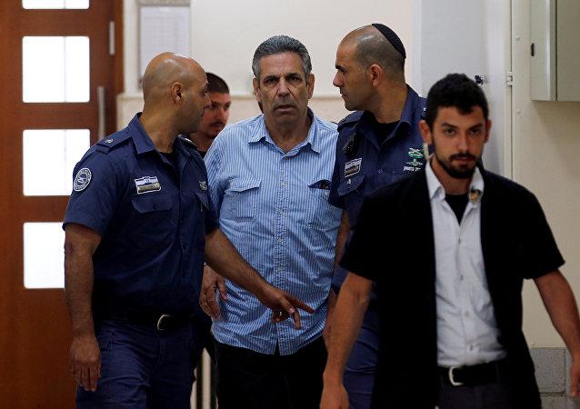 Gonen Segev, ex-ministro da Energia de Israel, 5 de julho de 2018