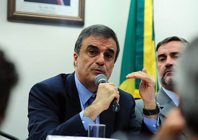 Eduardo Cardozo, advogado-geral da União