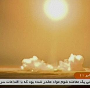 Lançamento do satélite iraniano Payam, 15 de janeiro de 2019