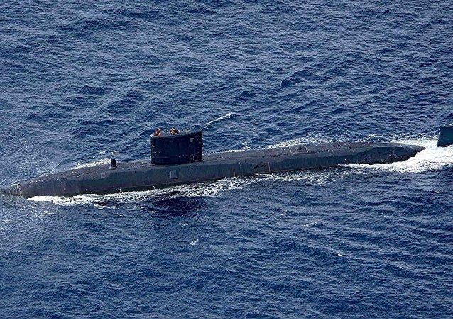Submarino HMS Trenchant da Marinha Real britânica