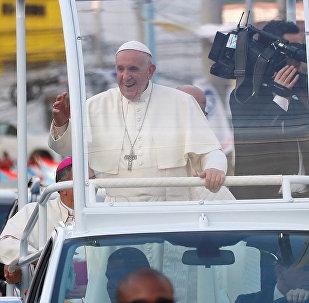 Papa Francisco no Panamá