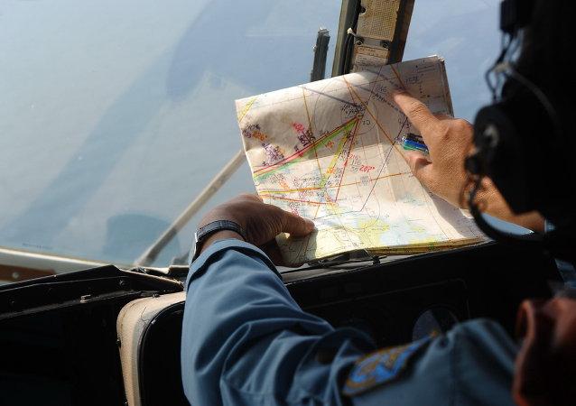 Operação de busca do voo MH370