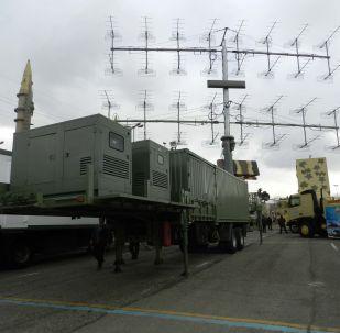 Radar Fajr-3: radar bidimensional com alcance de 500 km