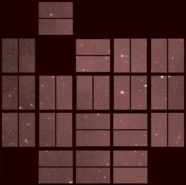 Última foto feita pelo telescópio Kepler antes de se desligar