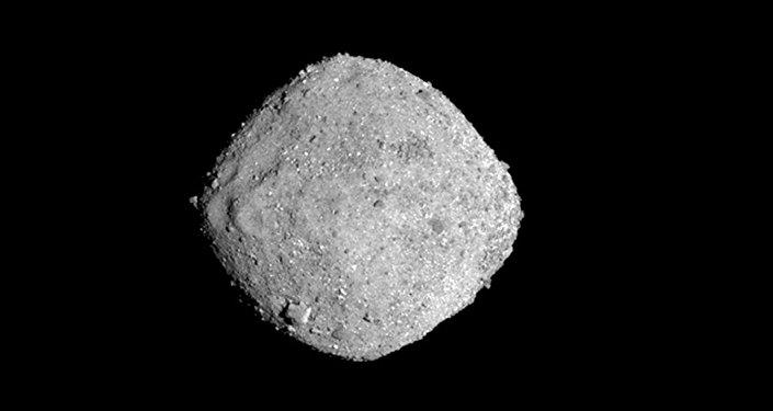 Asteroide (imagem referncial)