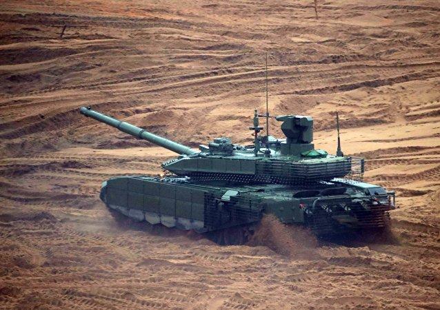 Tanque T-90SM