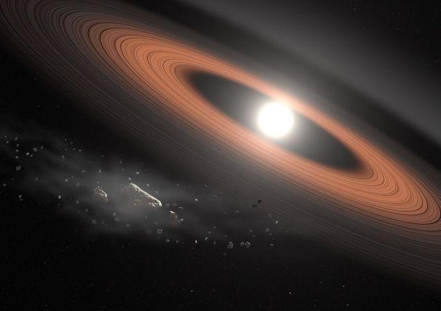 Estrela anã mais antiga, J0207 ou LSPM J0207 + 3331