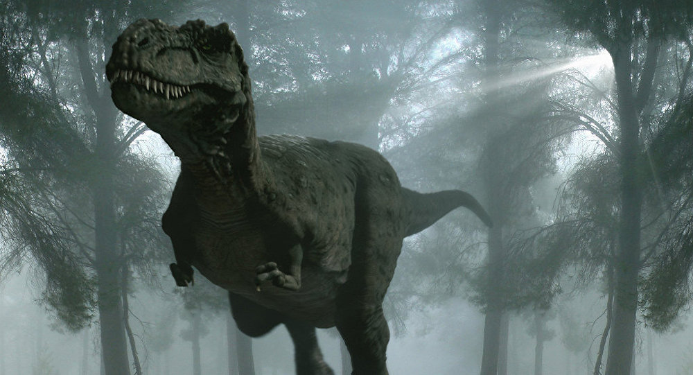 Dinossauro (imagem ilustrativa)