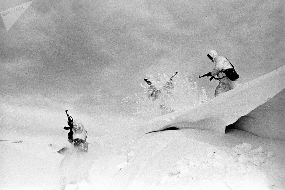 Treinamentos da Força Aérea da União Soviética, 1970