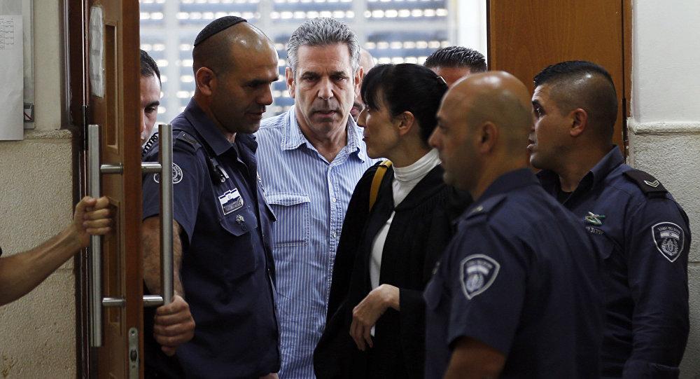 Ex-ministro da Energia e Infraestrutura de Israel que foi condenado a 11 anos de prisão por espionagem para o Irã