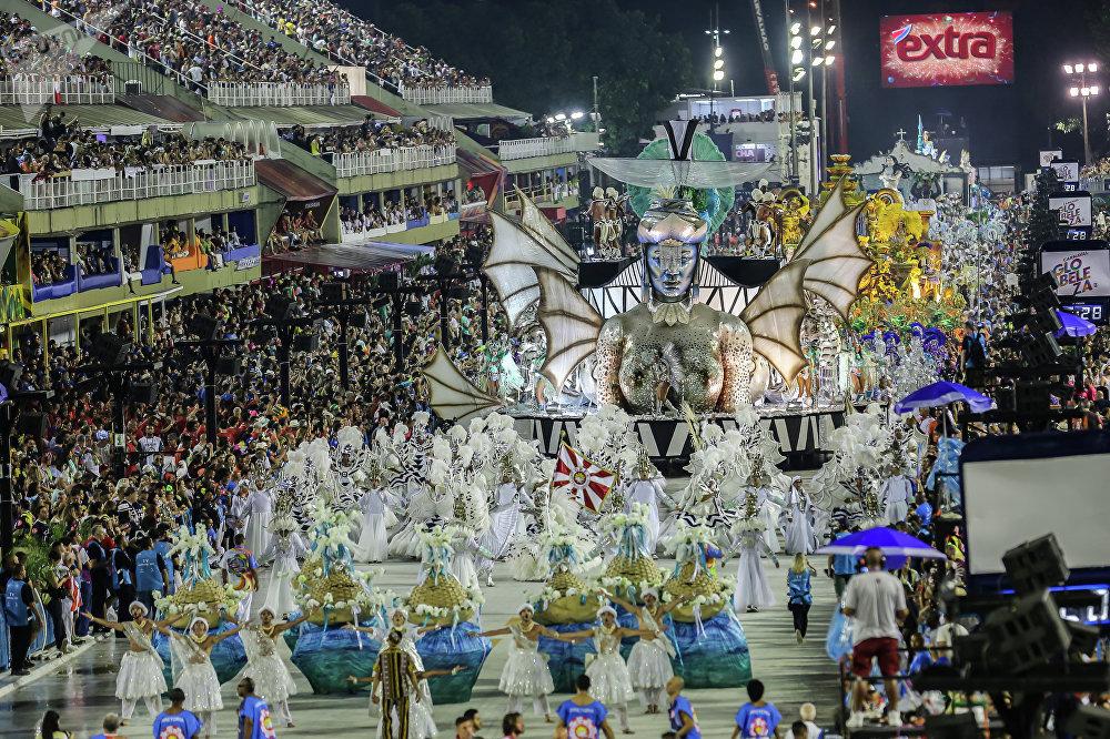 Desfile da Renascer de Jacarepaguá.