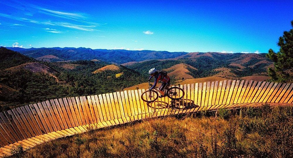 Ciclista (imagem referencial)