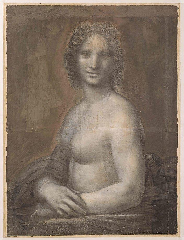 Mona Lisa Nua na França