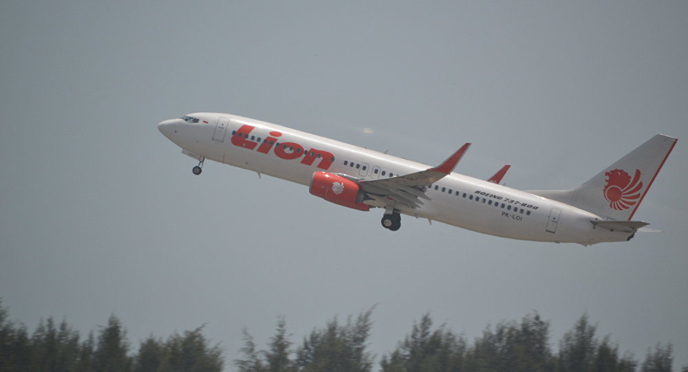 Un Boeing 737 Max 8 de la aerolínea indonesia Lion Air (archivo)