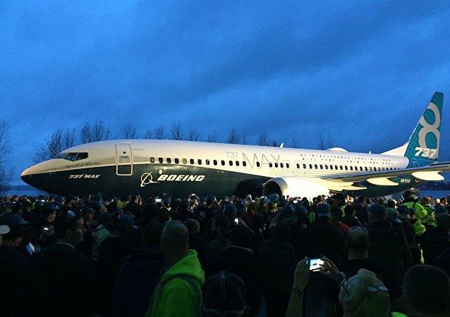 Boeing 737 MAX   (arquivo)