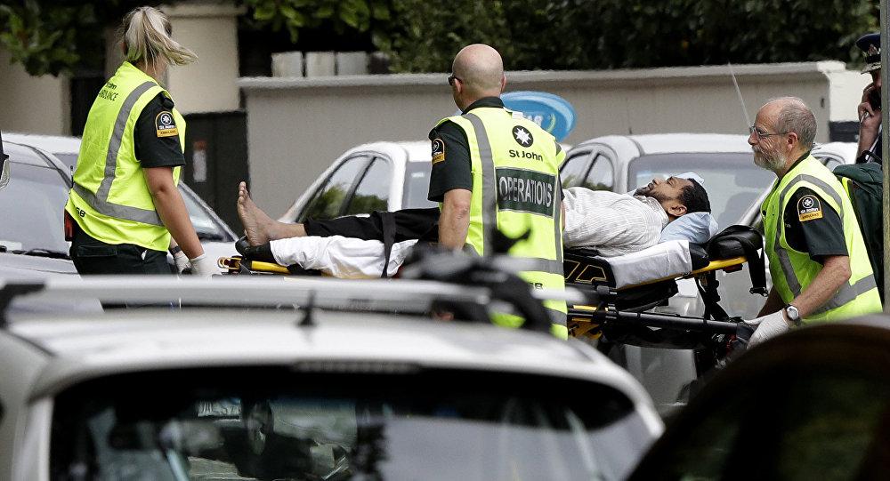 Ambulância da Nova Zelândia