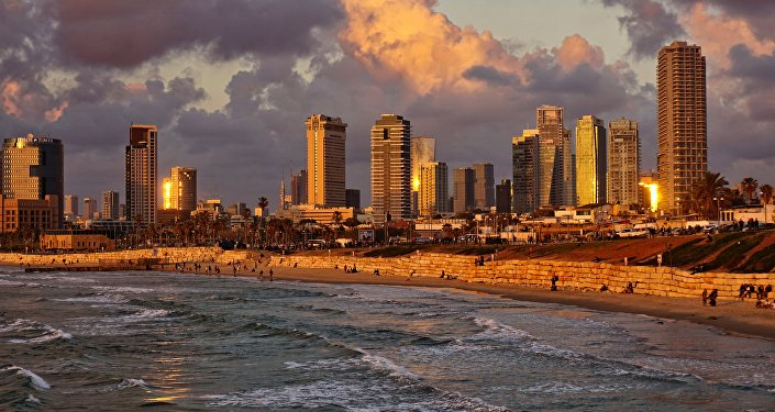 Tel Aviv, a capital de Israel