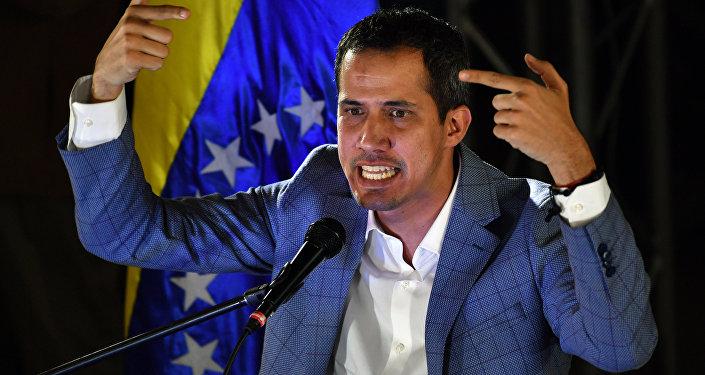 Opositor venezuelano, Juan Guaidó