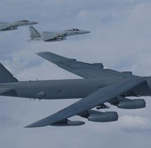 Bombardeiro B-52H Stratofortress