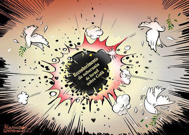Pombas da paz já não aguentam