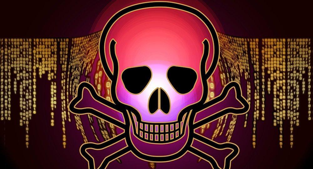 Ataque cibernético (imagem ilustrativa)