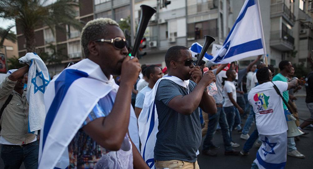 Nova manifestação contra o racismo e a violência policial em Israel