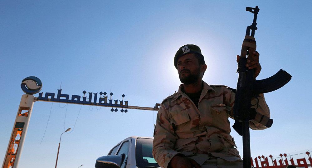 Resultado de imagem para Exército Nacional da Líbia (LNA)