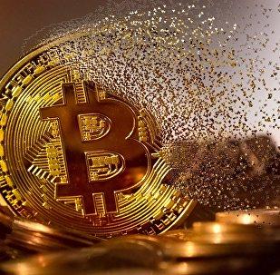Bitcoin se desfazendo