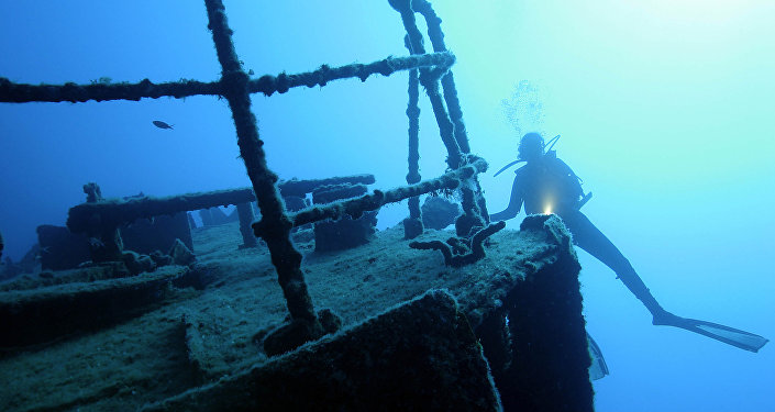 Mergulhador turco