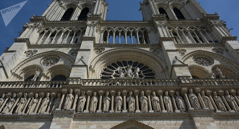 Catedral de Notre-Dame.