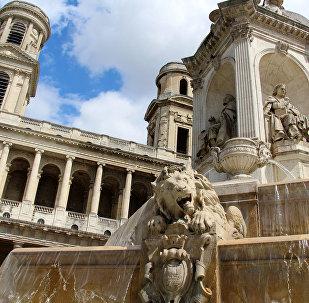Igreja de Saint-Sulpice em Paris
