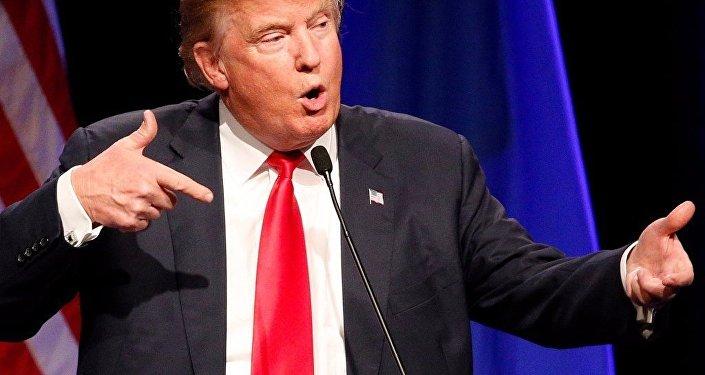 Donald Trump, presidente dos Estados Unidos da América (Arquivo)
