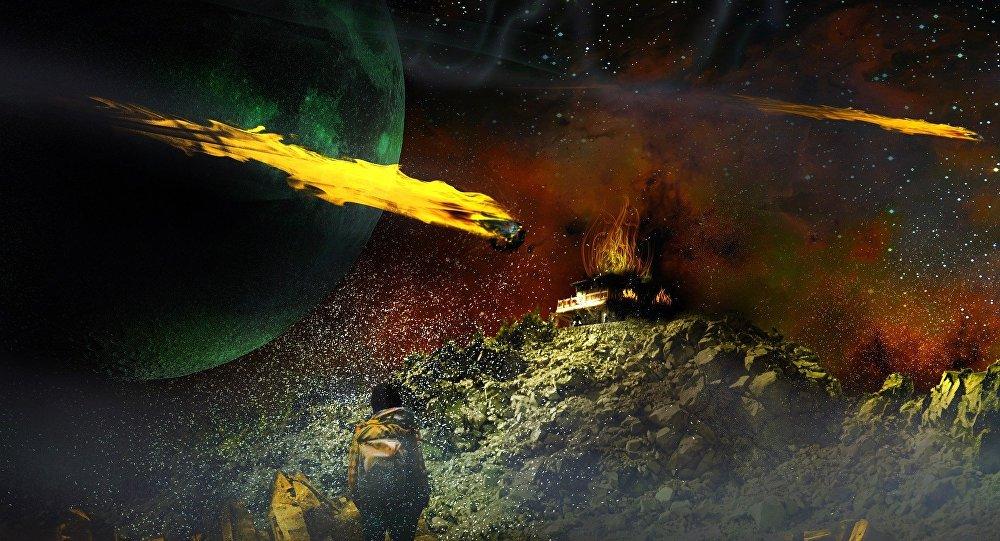 Apocalipse (imagem ilustrativa)