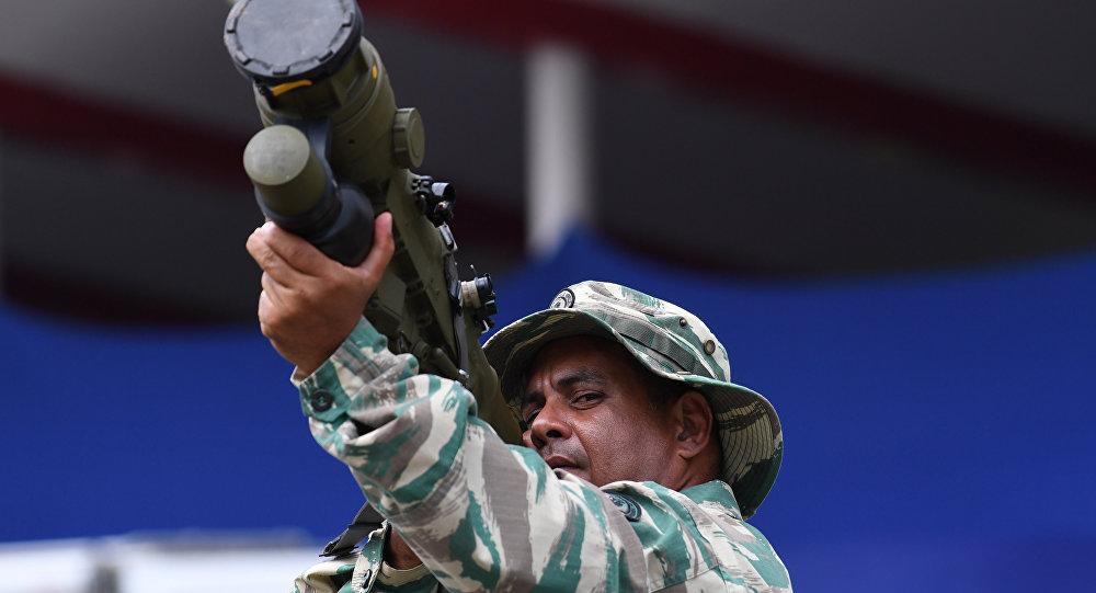 Militar da Força Armada Nacional da República Bolivariana da Venezuela